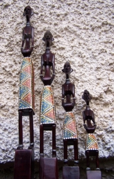 Afro rodinka