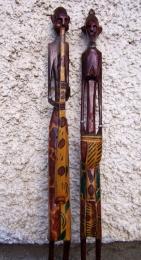 Didgeridista a bubeník