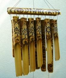 Klinkadlo bambu