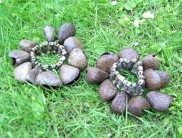 Šamanská štěrchadla na ruce i nohy (pár)